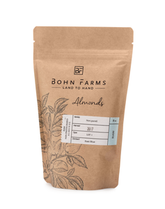 Raw Almonds - 8oz