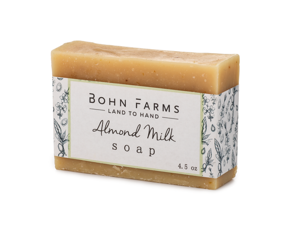 Almond Milk Soap
