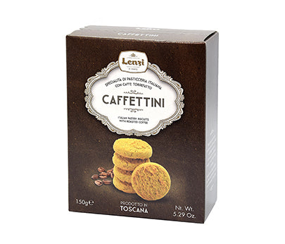 Lenzi Caffettini (Coffee) 150g