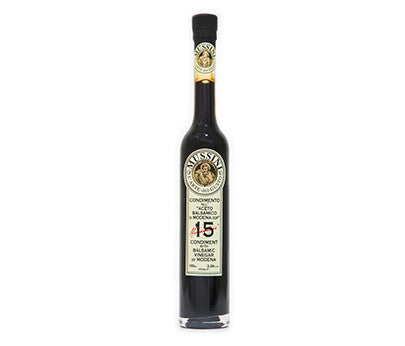 Mussini Balsamico Riserva 15 Travasi 100ml