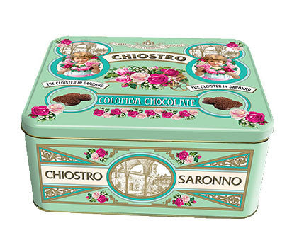 Chiostro Colomba - Chocolate (Tin) 750g