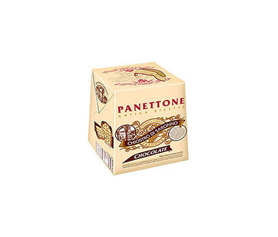 "Chiostro ""Original"" Panettone - Chocolate Chip (Box) 100g"