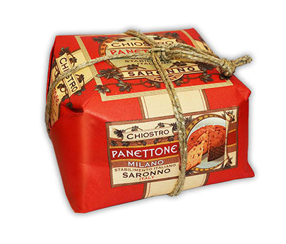 Chiostro Panettone - Classico (Hand Wrapped) 750g