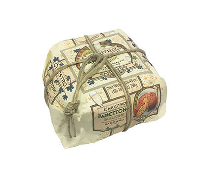 Chiostro Panettone - Bollicine (Hand Wrapped) 750g