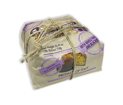Chiostro Panettone - Wholewheat/Berries (Hand Wrapped) 750g