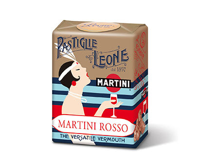 "Leone Candies ""Martini Rosso"" (Small Boxes) 30g"