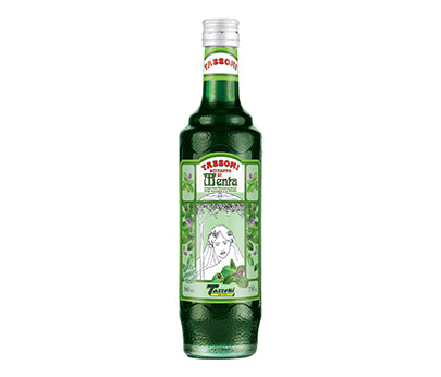 Tassoni Menta Verde (Green Mint Syrup) (Lombardia) 560ml
