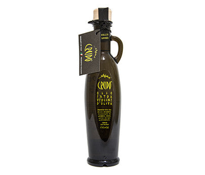 Crudo Amphora (Glass) Extra Virgin Olive Oil 250ml