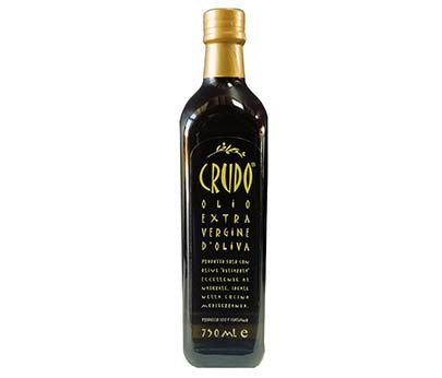 Crudo Extra Virgin Olive Oil 750ml