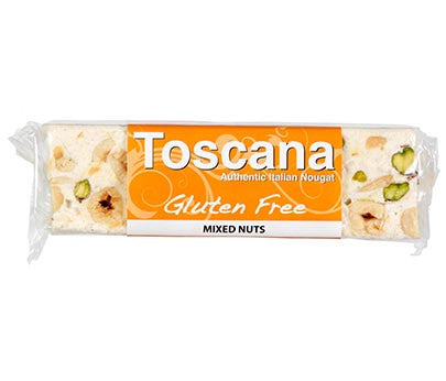 Toscana Nougat Mixed Nuts (Gluten Free) 150g
