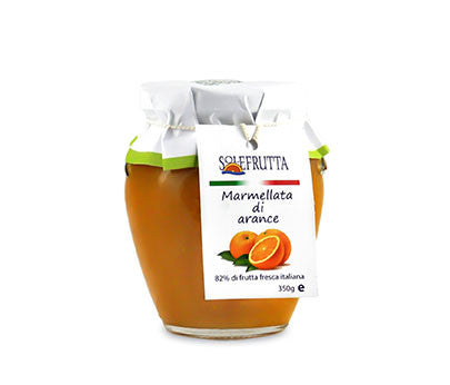 Solefrutta Orange Marmalade 350g
