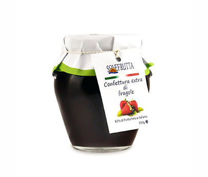 Solefrutta Strawberry Jam 350g