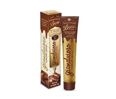Leone Gianduja Hazelnut Chocolate Spread 115g