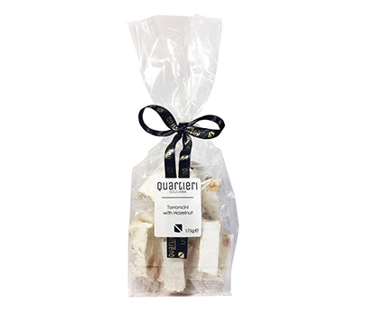 Quartieri Torroncini Hazelnut Bag 175g