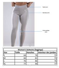 Charger l'image dans la galerie, Knee Tag - Women Storm Leggings