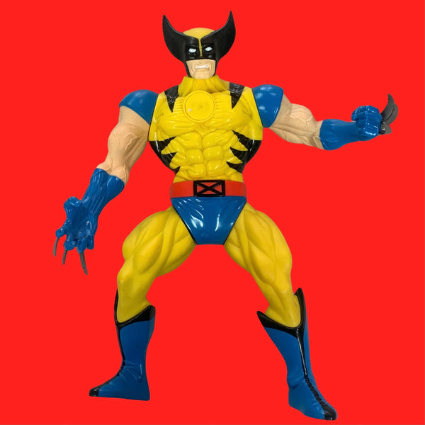 Wolverine Talking Doll