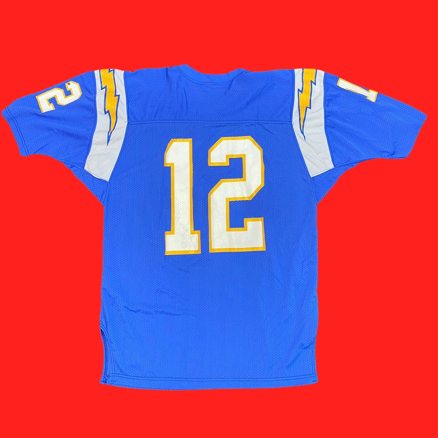 Chargers 75 Years Russell Jersey XL