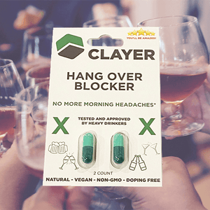 The Hang-Over Blocker - Party Pack