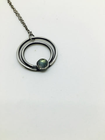 Labradorite Connections Necklace