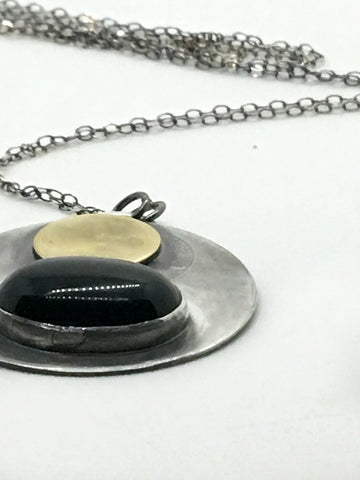 Winter's Chill Layering Necklace