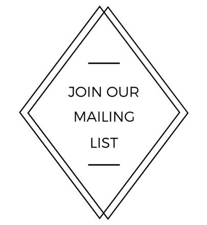 mailing list sign up