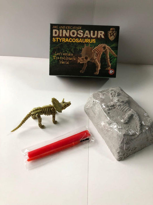 Small DIY Excavation Dinosaur Kit Box Option 3 - Packed Toy Boxes