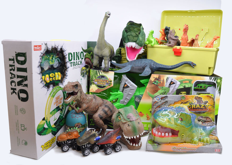 Dinosaur Large Box Package 2