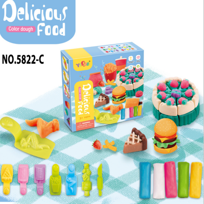 Ultra Light Clay Molding Sets
