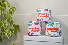 "Load image into Gallery viewer, ""Can't say I've ever been inspired by a toilet roll before but these are truly game changing."" - Sue Perry, Something Organic customer"