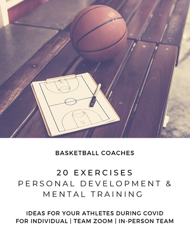 zoom virtual exercises ideas for teams athletes basketball
