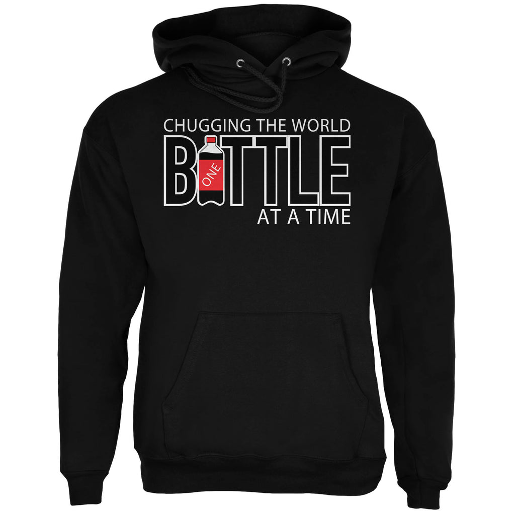 Chugging the World Hooded Sweatshirt