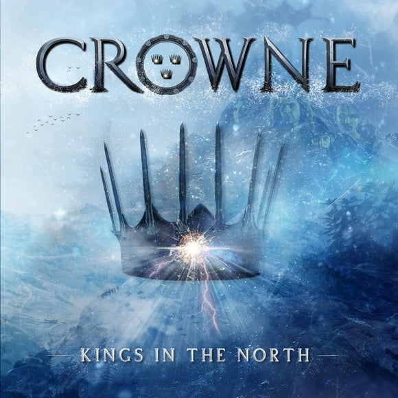 CROWNE - Kings in the North - CD