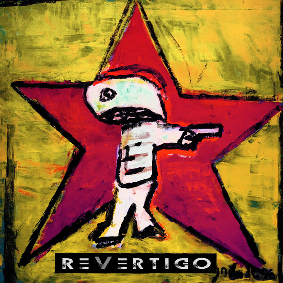 REVERTIGO - Revertigo - CD