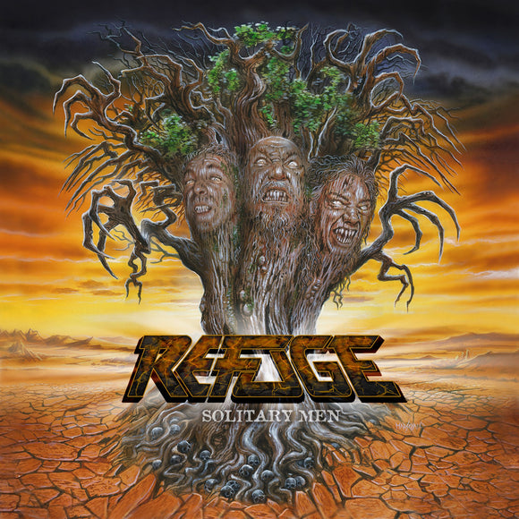 REFUGE - Solitary Men - LP