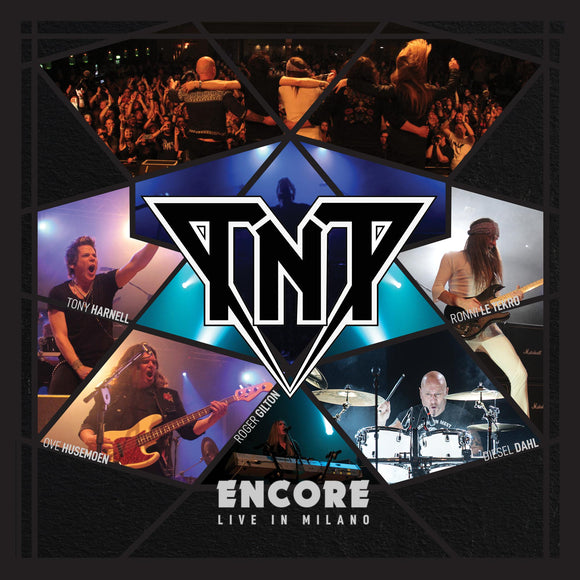 TNT - Encore - Live In Milano - Blu-Ray