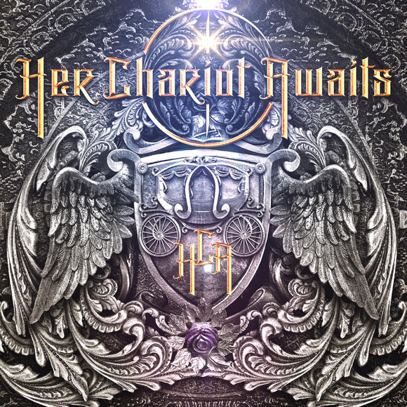 HER CHARIOT AWAITS - Her Chariot Awaits - CD