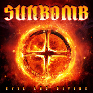SUNBOMB - Evil And Divine - CD