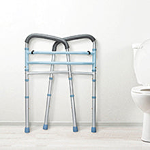 highly recommend toilet rail  easy to assemble easy to put safety rail knee replacement toilet seat
