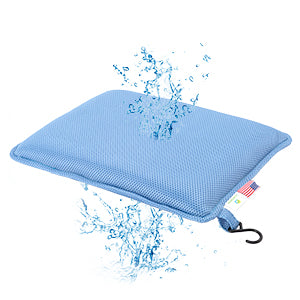Tufted surface Waterproof Dishwasher safe Made of durable, high-quality foam Lightweight and portabl