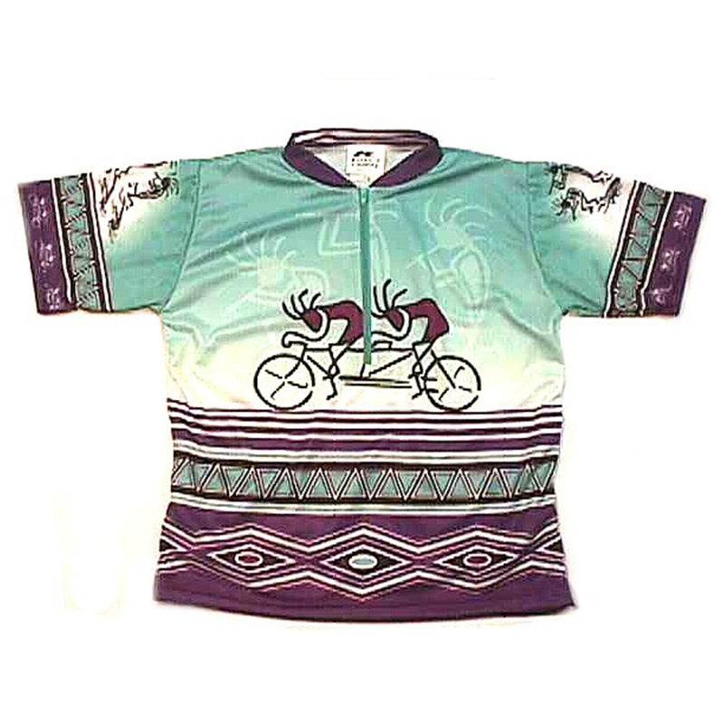 Kids Sublimated Top Kokopelli Tandem
