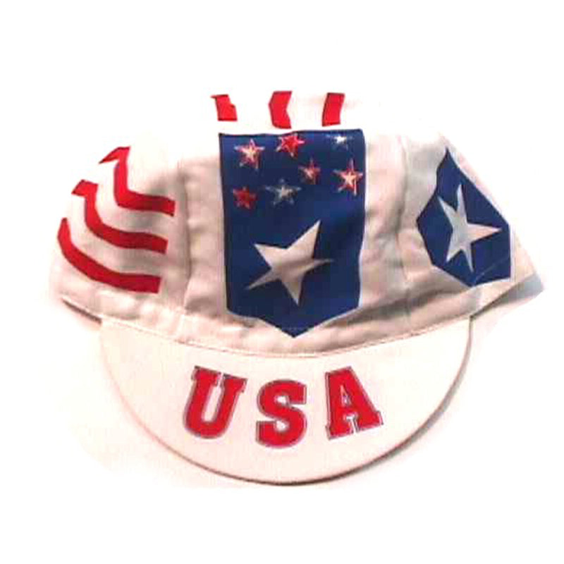 Cycling Cap- USA
