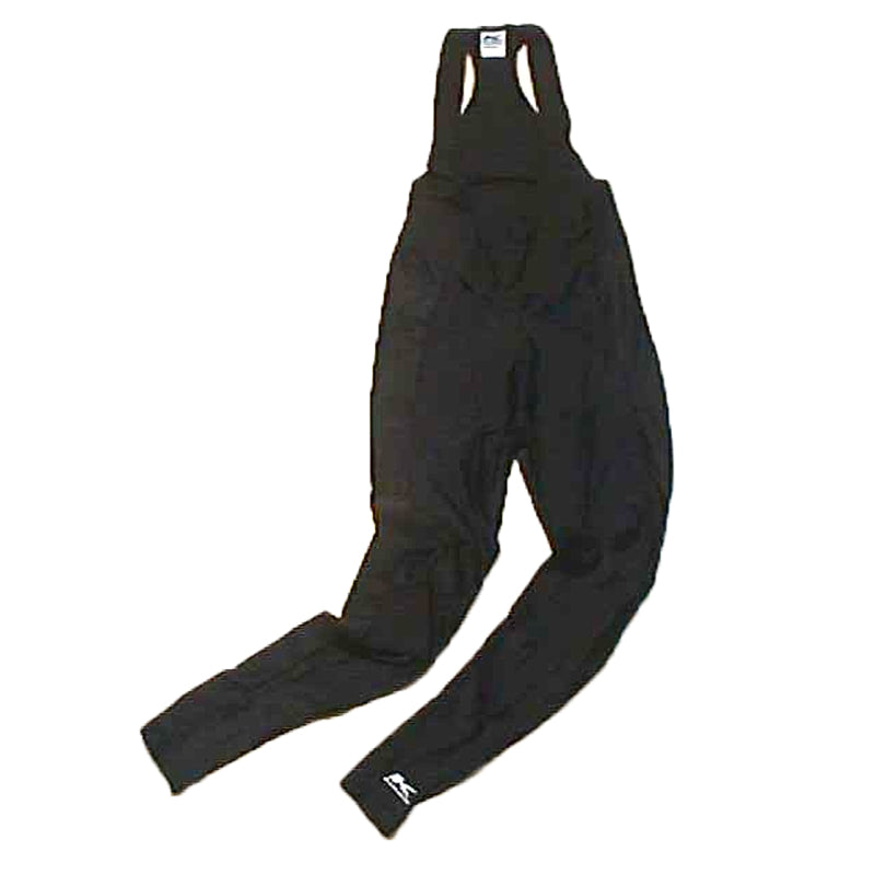 Recumbent Bib Tights for Men Lycra 8oz fabric with Pad