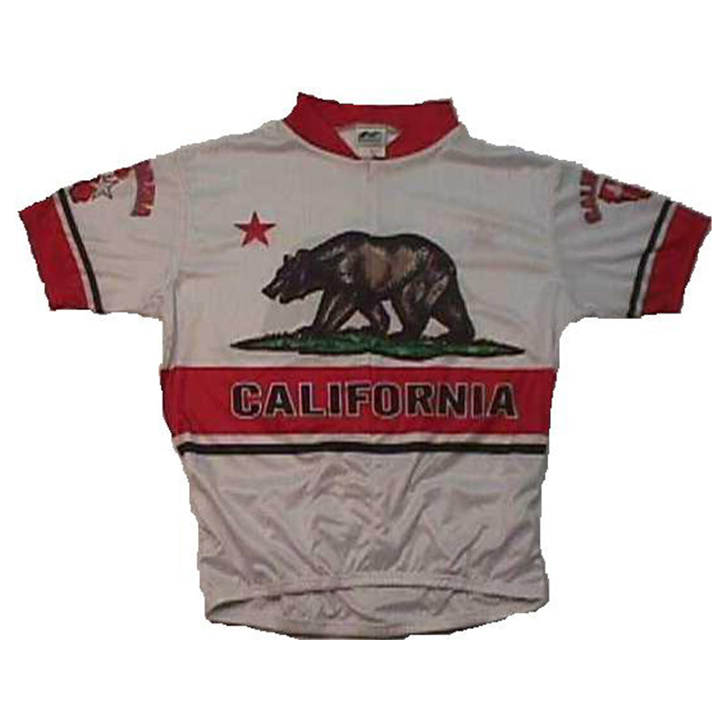 Sublimated Jersey California Bear | Kucharik