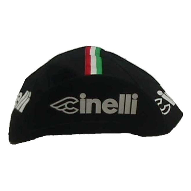 Cycling Cap Cinelli Black
