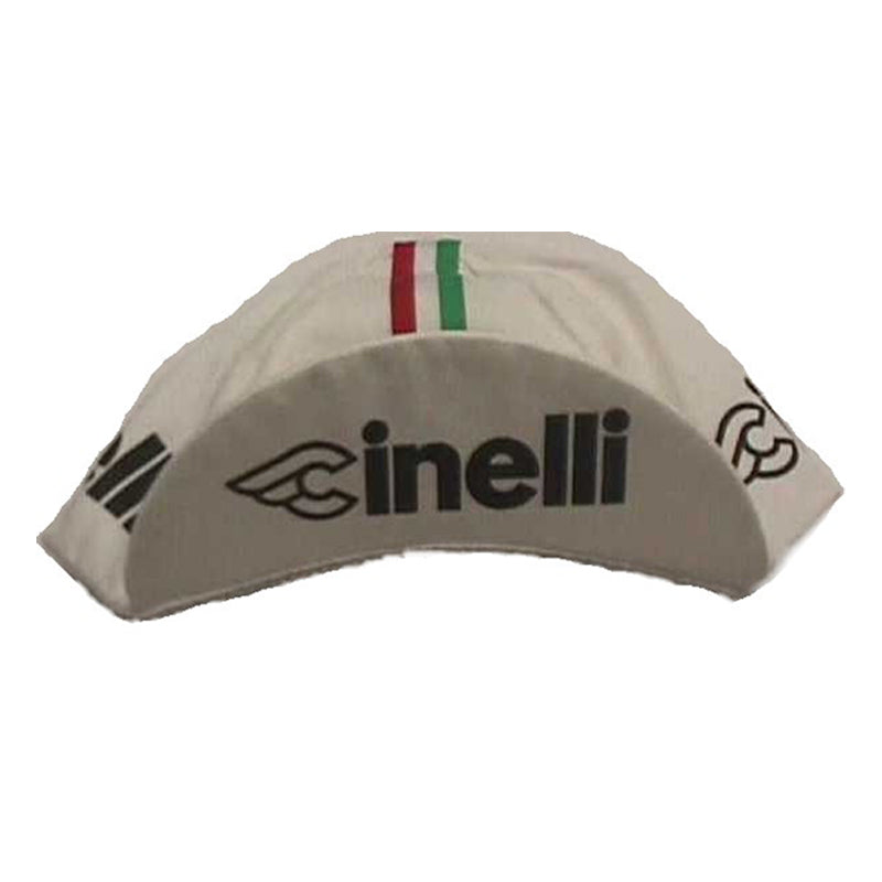 Cycling Cap - Cinelli White