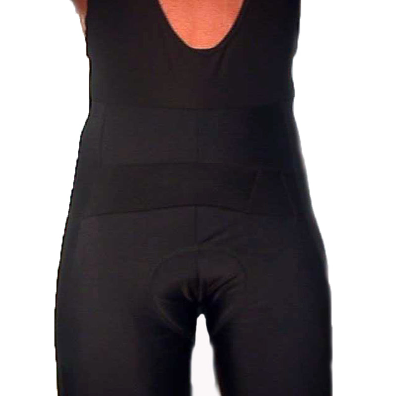 Recumbent Tights Bib Lycra 8oz fabric | Kucharik