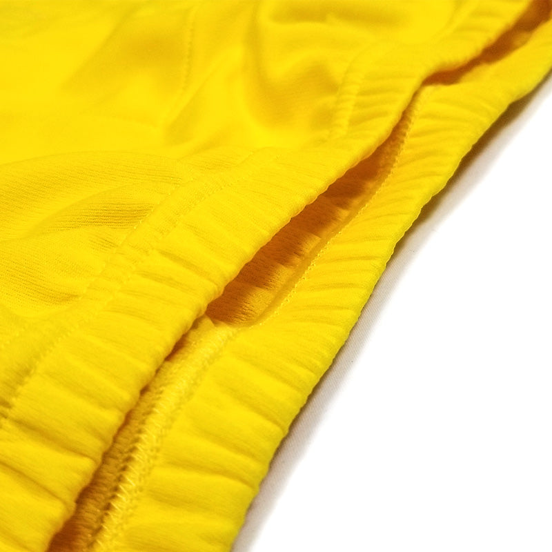 Recumbent Jersey Yellow #2 | Kucharik
