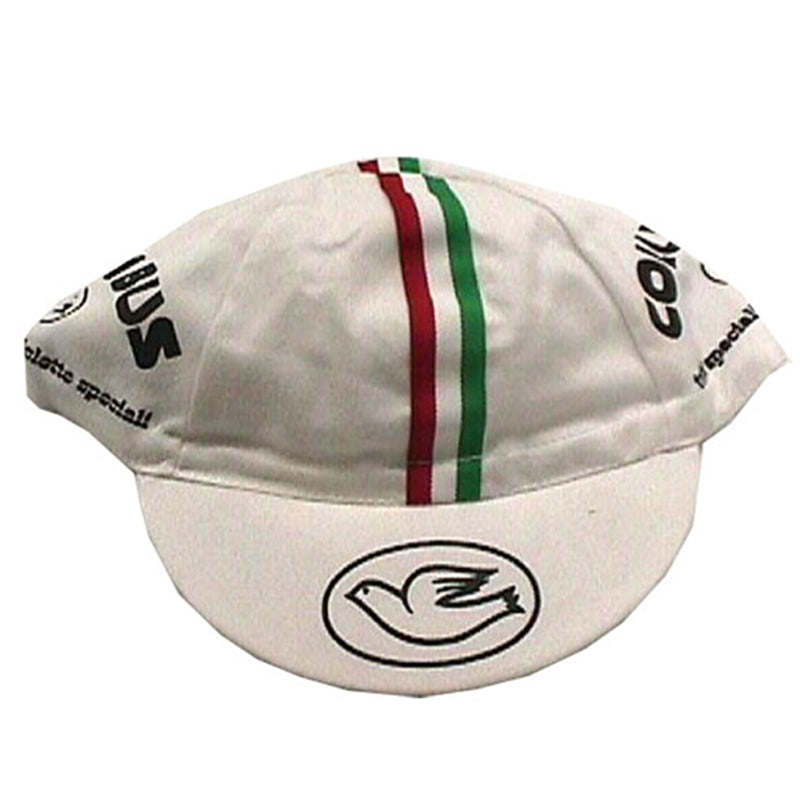 Cycling Cap - Columbus White