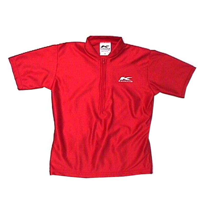Kids Coolmax Jersey Red