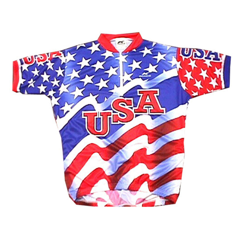 Kids Sublimated Top USA